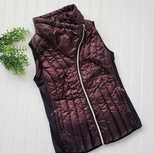 Calvin Klein Wine Down Filled Performance Vest XS